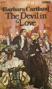 The Devil in Love by Barbara Cartland