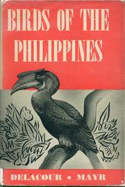 Cover of: Birds of the Philippines