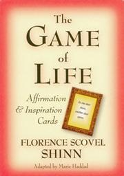 Cover of: Game of Life/Cards