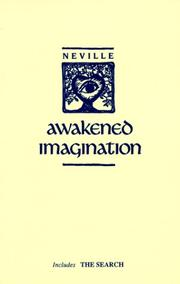 Cover of: Awakened Imagination/the Search | Neville Goddard