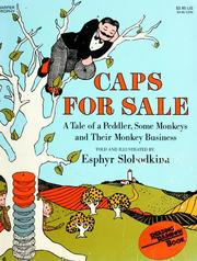 Cover of: Caps for sale | Slobodkina, Esphyr