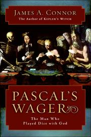 Cover of: Pascal's Wager: The Man Who Played Dice with God