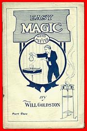 Cover of: Easy Magic With Patter, Part Two
