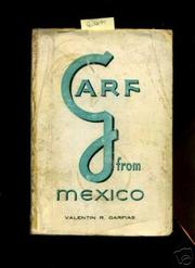 Cover of: Garf from Mexico. | ValentiМЃn R. Garfias