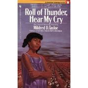 an analysis of roll of thunder hear my cry by mildred taylor Parents need to know that mildred d taylor's newbery award-winning roll of thunder, hear my cry is a lyrical, compelling story of 9-year-old narrator, cassie .