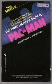 Cover of: Video Masters Guide to Pac Man by Jim Sykora