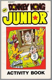 Cover of: Donkey Kong Junior: Activity Book