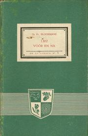 Cover of: 1302 voor en na