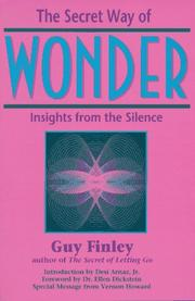 Cover of: Secret Way Of Wonder