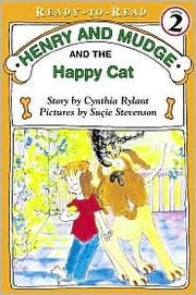 Cover of: Henry and Mudge and the happy cat | Cynthia Rylant