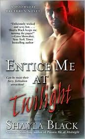 Cover of: Entice Me at Twilight |