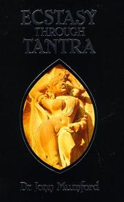 Cover of: Ecstasy through tantra by