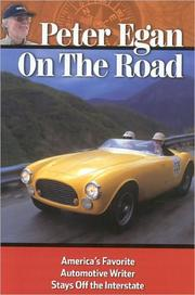 Cover of: Peter Egan on the Road |