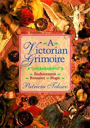 Cover of: A Victorian grimoire