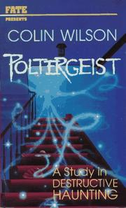 Cover of: Poltergeist: a study in destructive haunting