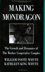 Cover of: Making Mondragon
