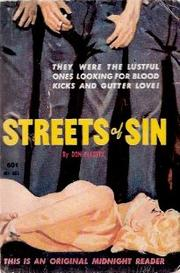 Cover of: Streets of Sin | Robert Silverberg