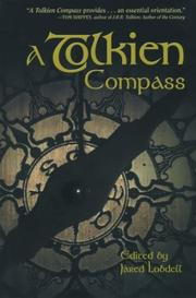 Cover of: A Tolkien compass |