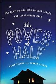 The power of half by Kevin Salwen