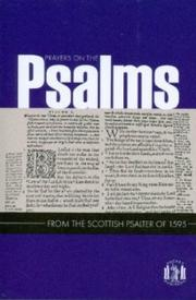 Prayers on the Psalms