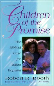 Cover of: Children of the promise