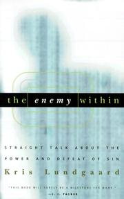 Cover of: The enemy within by Kris Lundgaard