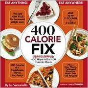 Cover of: 400 calorie fix | Liz Vaccariello