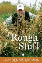 Cover of: Rough Stuff