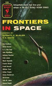Cover of: Frontiers in Space | Eric Frank Russell