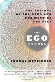 Cover of: The ego tunnel