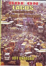 Cover of: Ode on Lagos and other poetic Portraits