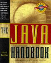 Cover of: The Java handbook