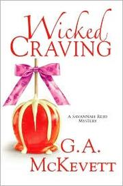 Cover of: Wicked craving: a Savannah Reid mystery