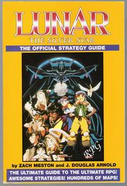 Cover of: Lunar: The Silver Star, The Official Strategy Guide (for Sega CD)