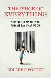 Cover of: The price of everything | Eduardo Porter