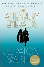 Cover of: The Attenbury emeralds | Jill Paton Walsh
