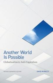 Cover of: Another World Is Possible | David McNally