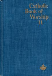 Cover of: Catholic book of worship II by