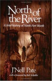 Cover of: North of the river | J