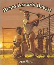 Cover of: Henry Aaron's dream