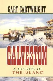 Cover of: Galveston | Gary Cartwright