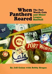 Cover of: When Panthers roared