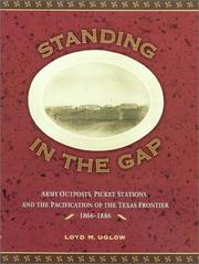 Cover of: Standing in the Gap | Loyd Uglow
