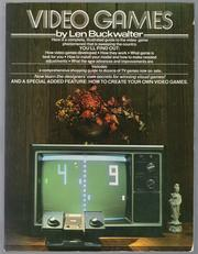 Video Games by Len Buckwalter