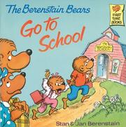 Cover of: The Berenstain Bears | Stan Berenstain