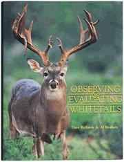 Cover of: Observing & Evaluating Whitetails