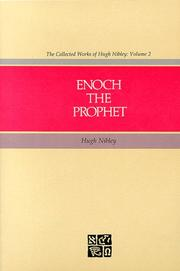 Cover of: Enoch the Prophet