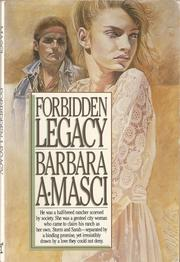 Cover of: Forbidden Legacy | Barbara Masci Goss