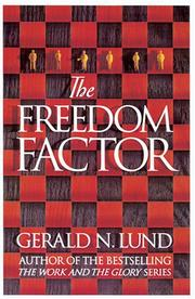 Cover of: The Freedom Factor