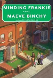 Cover of: Minding Frankie by Maeve Binchy
